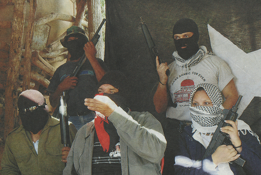 terrorist kriss